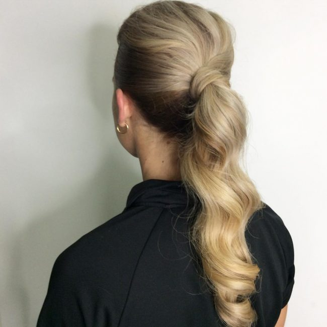 ponytail hairstyles 40