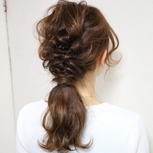 ponytail hairstyles 45