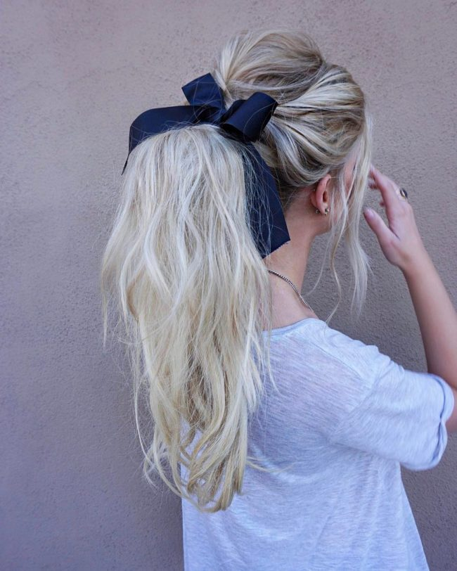 ponytail hairstyles 49
