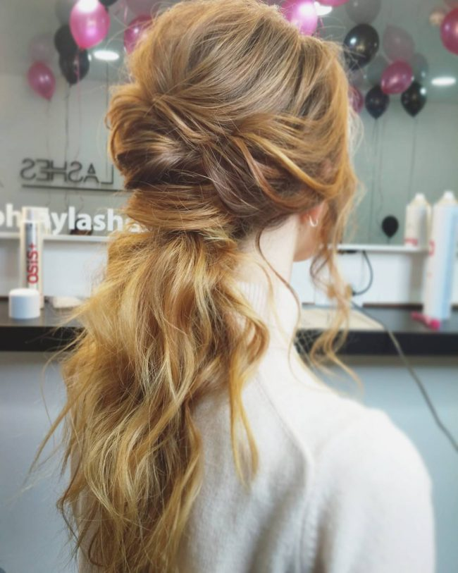 ponytail hairstyles 5