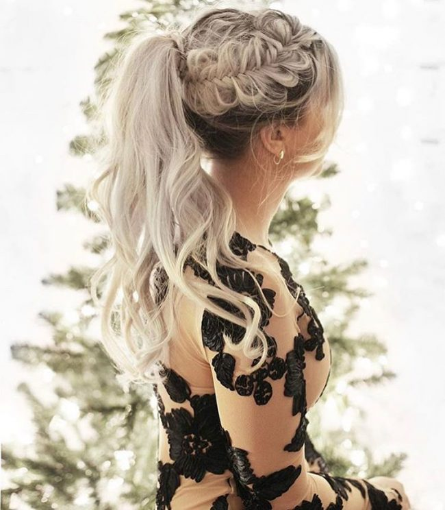 ponytail hairstyles 6