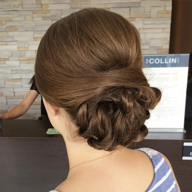 prom hairstyles 50