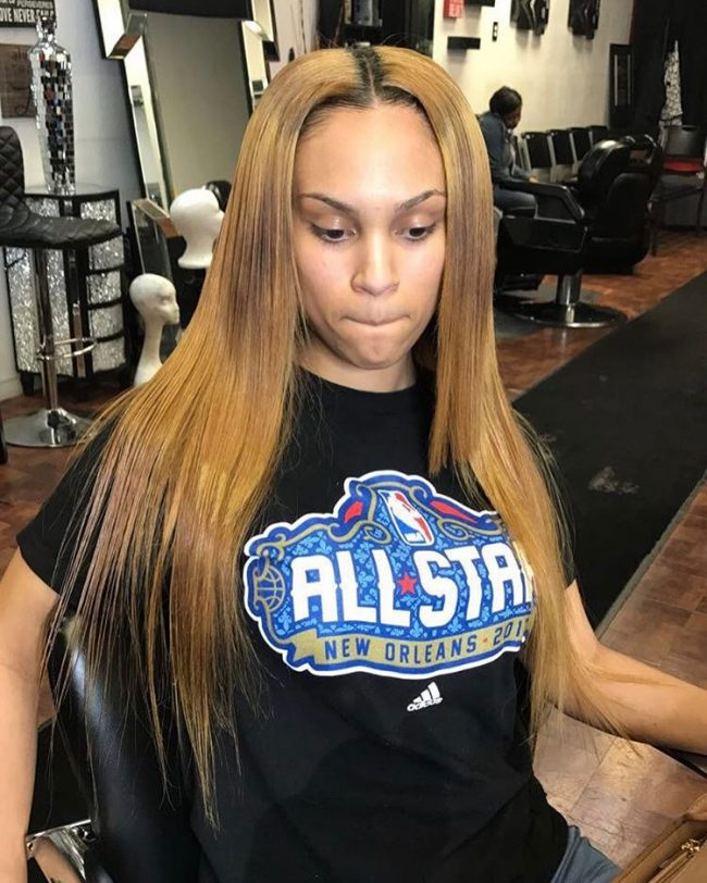 sew in hairstyles 18