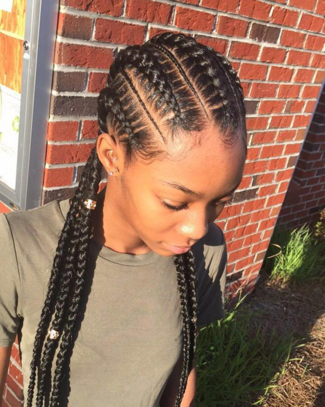 sew in hairstyles 25