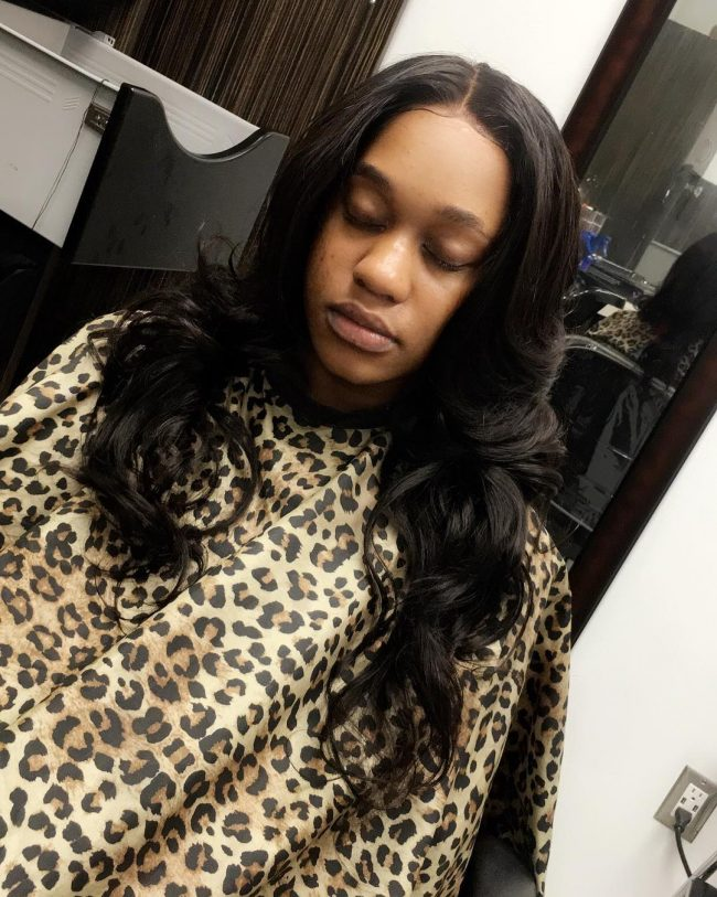 sew in hairstyles 29