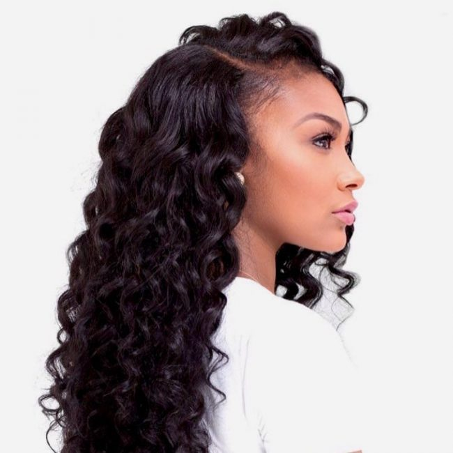 sew in hairstyles 35