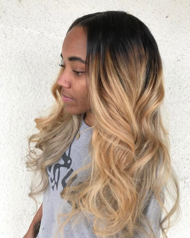 sew in hairstyles 7