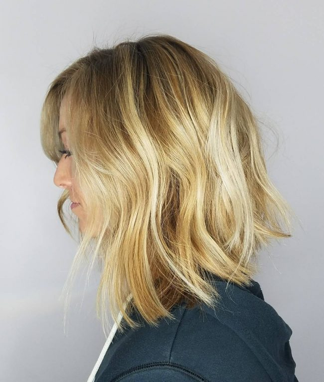 short hairstyles for thick hair 30