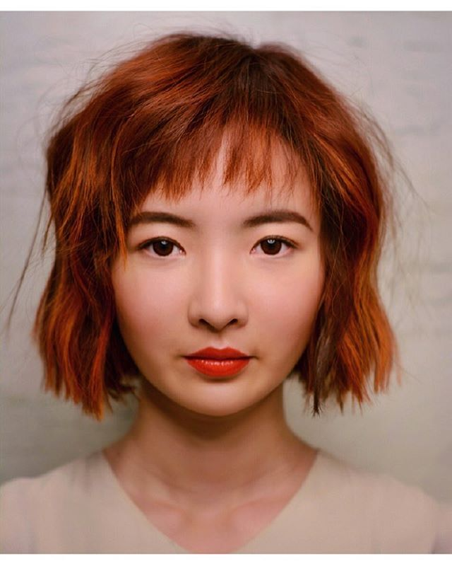 short hairstyles for thick hair 50