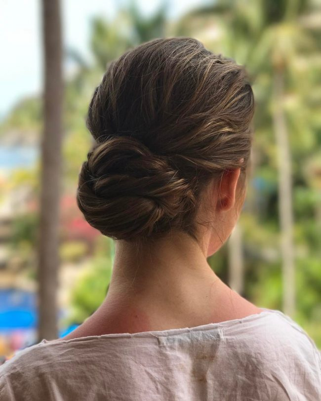 updo hairstyles 15