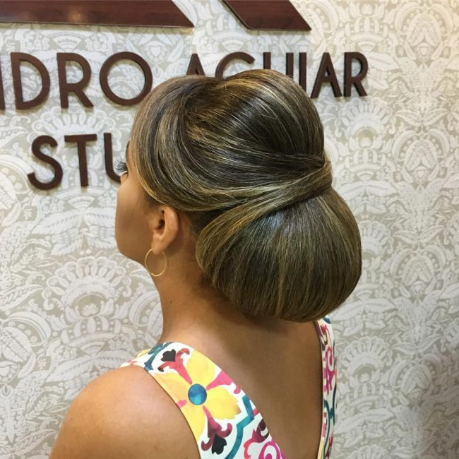 updo hairstyles 35