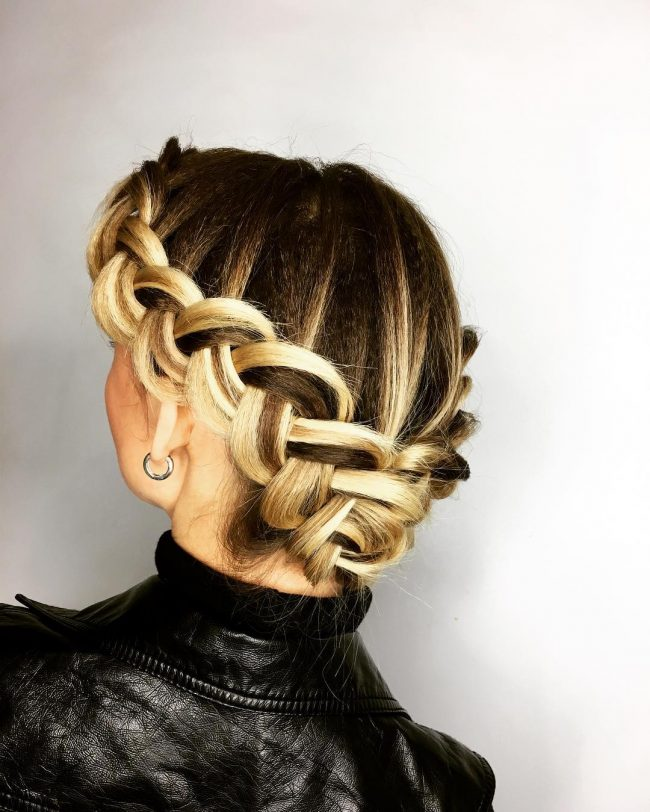 updo hairstyles 37