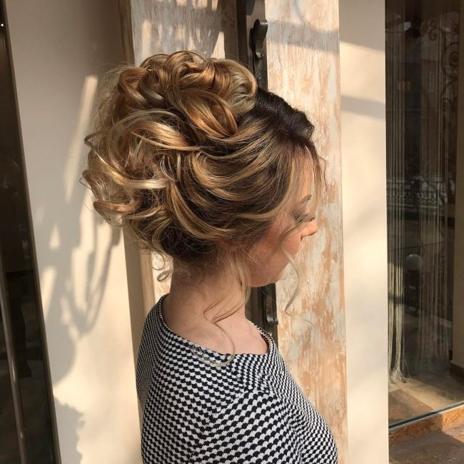 updo hairstyles 39