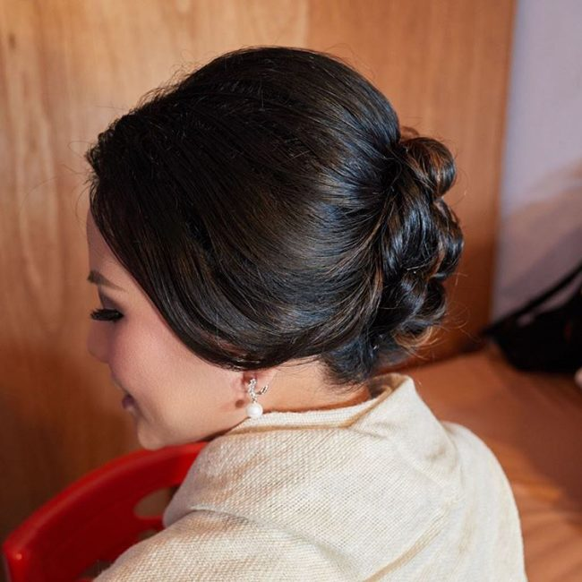 updo hairstyles 4