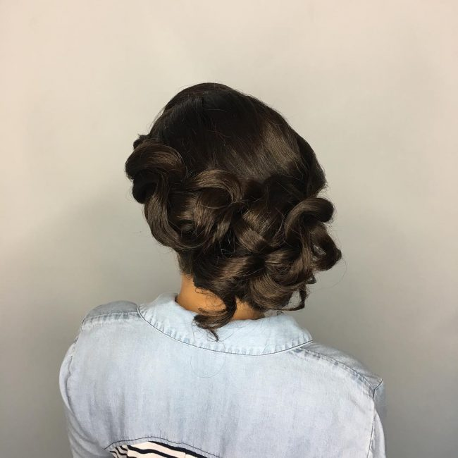 updo hairstyles 42
